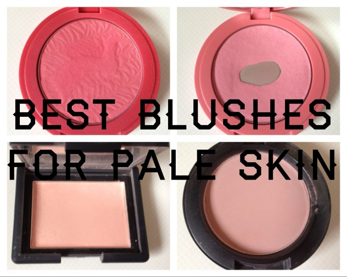 Best (Powder) Blushes for Pale Skin ‹ then victory says
