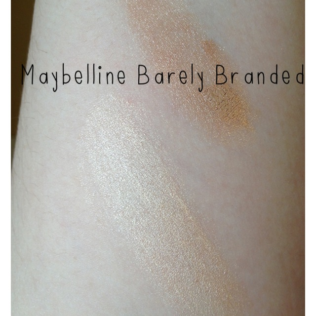 Then victory says for Maybelline color tattoo barely branded