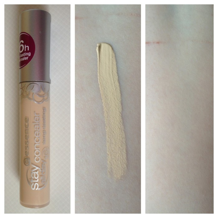 Essence Concealer Stay Natural Review